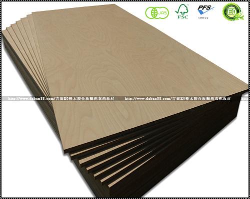 吉盛榉木胶合板生产流程细节