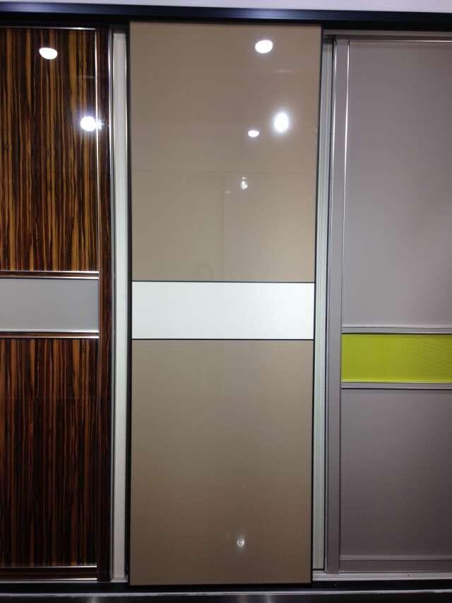 吉盛高光衣柜移门板材|e0级uv高光多层实木夹板板材