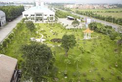 吉盛工厂外景图
