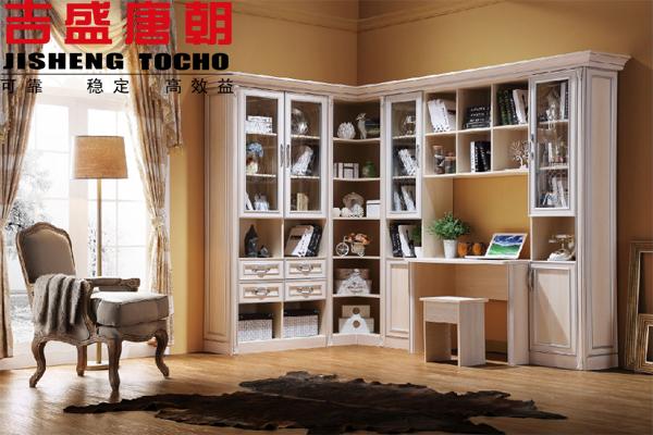专属的书柜,一定要专属定制!