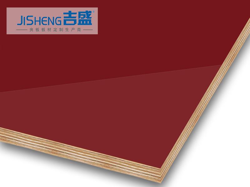 吉盛新型高光板材PETG贴面胶合板LCT3001
