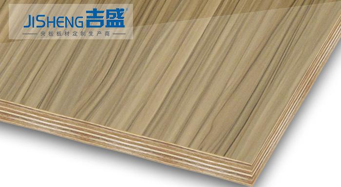 佛山吉盛LCD5010装饰板材2019新款厨柜衣柜门板材